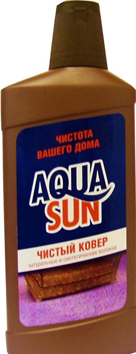 Средство чистящее жидкое Aquasan Чистый ковер, 500 мл2940Предназначено для чистки обивки мягкой мебели, ковров и ковровых покрытий из натуральных и синтетических волокон. Эффективно удаляет загрязнения. Удобно в применении. Провести сухую уборку поверхности от грязи. Развести средство в воде из расчета 20-50 на 5 л воды, моющий раствор вспенить, пену втереть щеткой в обрабатываемую поверхность. Через некоторое время 5-10 мин, остатки средства вместе с загрязнениями удаляют с помощью щетки или пылесоса. При сильном загрязнении повторить обработку еще раз.Как выбрать качественную бытовую химию, безопасную для природы и людей. Статья OZON Гид