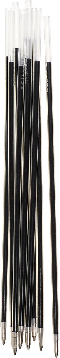 Beifa Набор стержней для шариковой ручки цвет синий 0,5 мм 10 шт2951908Набор стержней шар (10шт) 142мм Beifa 0.5 синий AA134-BL (1059672) 2951908