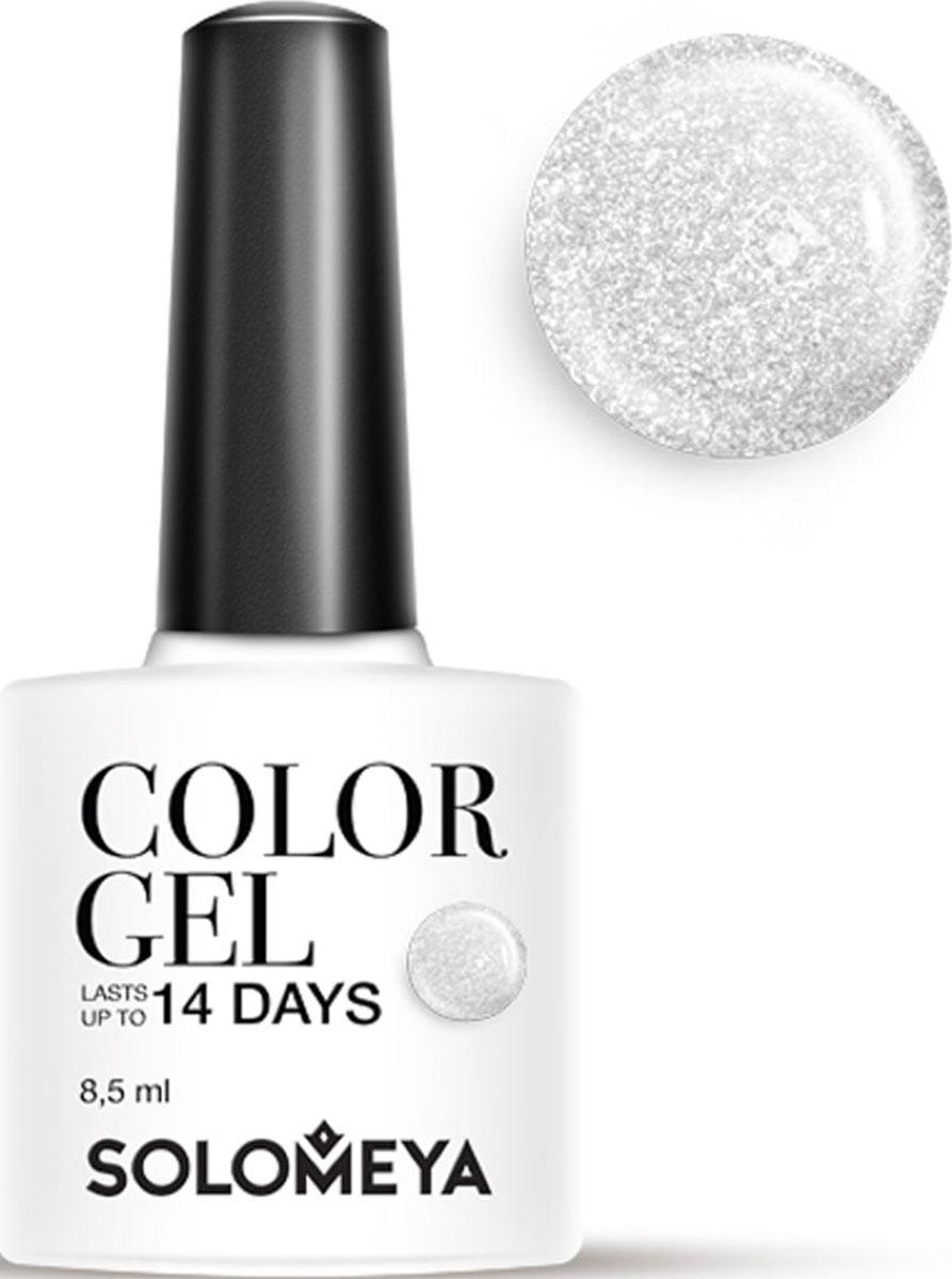 Solomeya Гель-лак Color Gel, тон Holly SCG104 (Холли), 8,5 мл08-1480Гель-лак Color Gel Solomeya - это широкая и постоянно обновляющаяся палитра оттенков и сенсационная стойкость до 21 дня. Он легко и равномерно наносится, не оставляя разводов, полос, пузырьков и проплешин. Каждый оттенок отличает высокой пигментированностью и насыщенностью. Не содержит толуол, растворители и отвердители.Как ухаживать за ногтями: советы эксперта. Статья OZON Гид