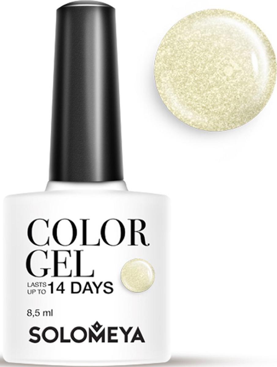 Solomeya Гель-лак Color Gel, тон Celia SCG103 (Селия), 8,5 мл08-1486Гель-лак Color Gel Solomeya - это широкая и постоянно обновляющаяся палитра оттенков и сенсационная стойкость до 21 дня. Он легко и равномерно наносится, не оставляя разводов, полос, пузырьков и проплешин. Каждый оттенок отличает высокой пигментированностью и насыщенностью. Не содержит толуол, растворители и отвердители.Как ухаживать за ногтями: советы эксперта. Статья OZON Гид