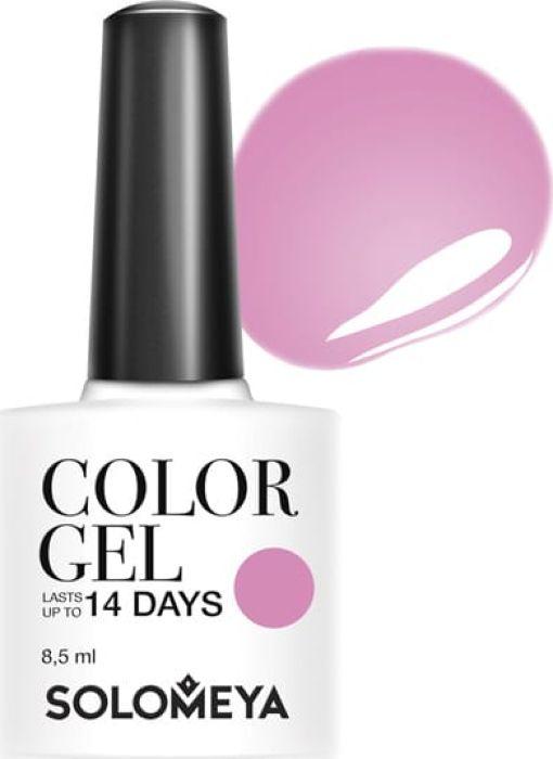 Solomeya Гель-лак Color Gel, тон Beret SCG034 (Берет), 8,5 мл08-1542Гель-лак Color Gel Solomeya - это широкая и постоянно обновляющаяся палитра оттенков и сенсационная стойкость до 21 дня. Он легко и равномерно наносится, не оставляя разводов, полос, пузырьков и проплешин. Каждый оттенок отличает высокой пигментированностью и насыщенностью. Не содержит толуол, растворители и отвердители.Как ухаживать за ногтями: советы эксперта. Статья OZON Гид
