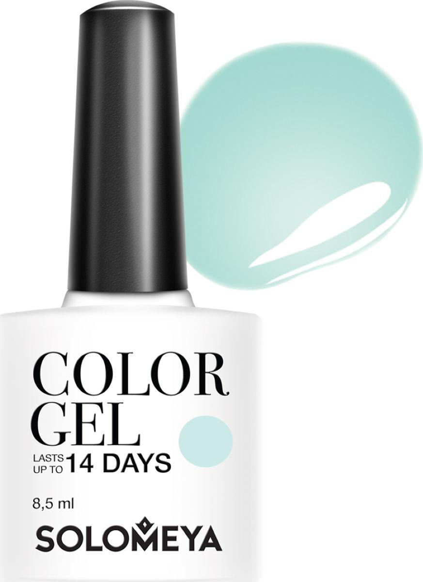 Solomeya Гель-лак Color Gel, тон Amira SCGWB017 (Амира), 8,5 мл08-1573Гель-лак Color Gel Solomeya - это широкая и постоянно обновляющаяся палитра оттенков и сенсационная стойкость до 21 дня. Он легко и равномерно наносится, не оставляя разводов, полос, пузырьков и проплешин. Каждый оттенок отличает высокой пигментированностью и насыщенностью. Не содержит толуол, растворители и отвердители.Как ухаживать за ногтями: советы эксперта. Статья OZON Гид
