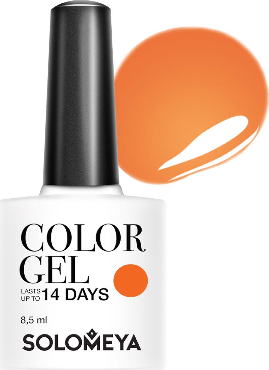 Solomeya Гель-лак Color Gel, тон Toucan SCGT033 (Тукан), 8,5 мл08-1586Гель-лак Color Gel Solomeya - это широкая и постоянно обновляющаяся палитра оттенков и сенсационная стойкость до 21 дня. Он легко и равномерно наносится, не оставляя разводов, полос, пузырьков и проплешин. Каждый оттенок отличает высокой пигментированностью и насыщенностью. Не содержит толуол, растворители и отвердители.Как ухаживать за ногтями: советы эксперта. Статья OZON Гид