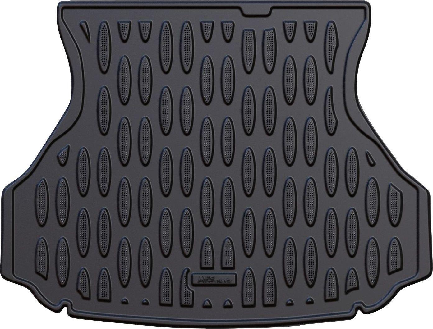 Ковер автомобильный AVS для Lada Granta LB 2014-, в багажникA78757S1. Спроектированы с помощью 3D моделирования. Ковры для багажника : конфигурация позволяет максимально использовать объем багажника 2. Высокий борт Высота : 32 см. 3. Отсутствие резкого запаха , благодаря использованию высококачественного сырья4. Материал :ТЕРМОЭЛАСТОПЛАСТ(ТЭП)-благодаря высокому содержанию каучука (до 55 %): Более износоустойчивые по сравнению с резиновыми и полиуретановыми коврами других производителейПри температуре меньше -25 не «дубеют» . Легко моются, обладают повышенной износостойкостью 5. Оригинальный рисунок «ПРОТЕКТОР» (антискользящее исполнение лицевой поверхности) Препятствует перемещению груза в багажнике во время движения автомобиля 6. Легкий вес – в 2 раза легче резиновых