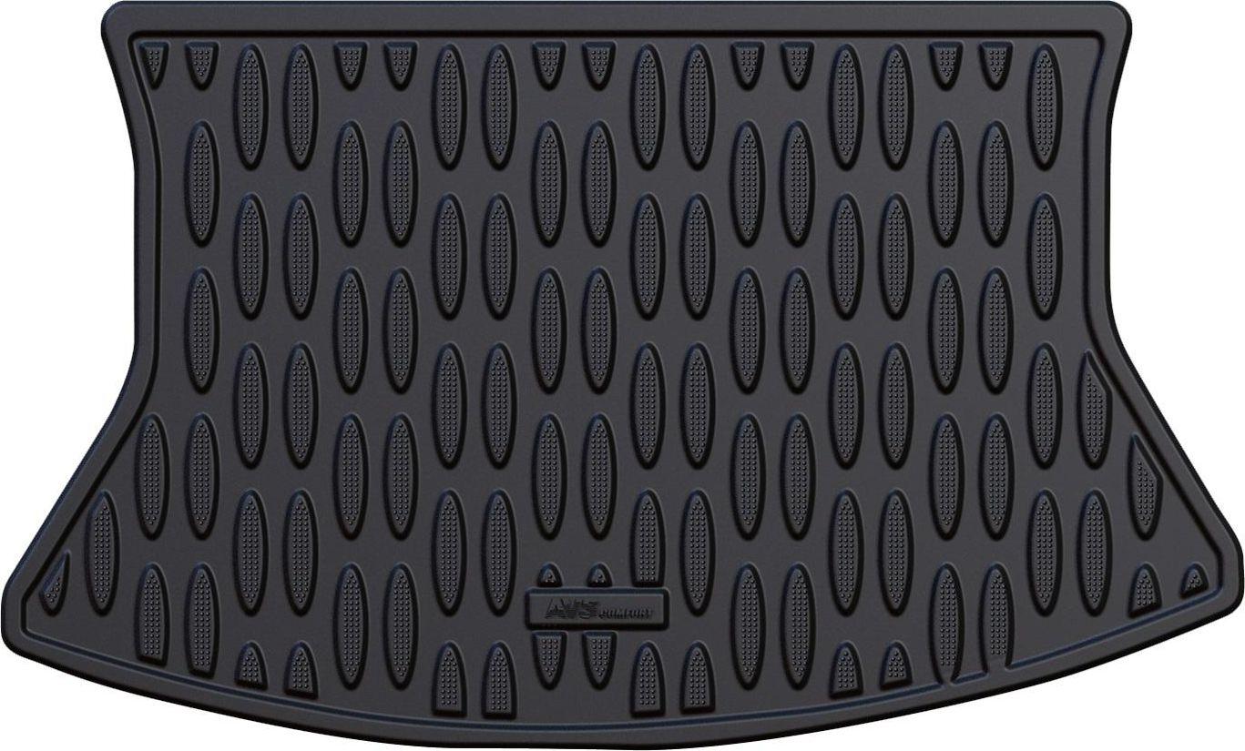 Ковер автомобильный AVS для Lada Kalina I,II НВ 2004-, 2013-, в багажникA78759S1. Спроектированы с помощью 3D моделирования. Ковры для багажника : конфигурация позволяет максимально использовать объем багажника 2. Высокий борт Высота : 32 см. 3. Отсутствие резкого запаха , благодаря использованию высококачественного сырья4. Материал :ТЕРМОЭЛАСТОПЛАСТ(ТЭП)-благодаря высокому содержанию каучука (до 55 %): Более износоустойчивые по сравнению с резиновыми и полиуретановыми коврами других производителейПри температуре меньше -25 не «дубеют» . Легко моются, обладают повышенной износостойкостью 5. Оригинальный рисунок «ПРОТЕКТОР» (антискользящее исполнение лицевой поверхности) Препятствует перемещению груза в багажнике во время движения автомобиля 6. Легкий вес – в 2 раза легче резиновых