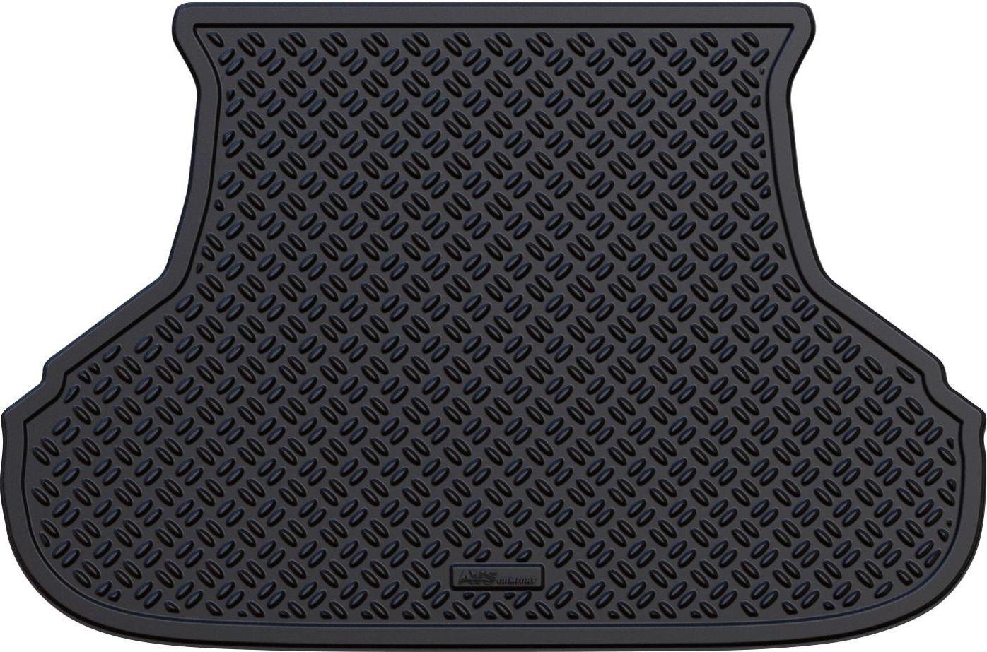 Ковер автомобильный AVS для Lada Priora SD/WАG, в багажникA78762S1. Спроектированы с помощью 3D моделирования. Ковры для багажника : конфигурация позволяет максимально использовать объем багажника 2. Высокий борт Высота : 32 см. 3. Отсутствие резкого запаха , благодаря использованию высококачественного сырья4. Материал :ТЕРМОЭЛАСТОПЛАСТ(ТЭП)-благодаря высокому содержанию каучука (до 55 %): Более износоустойчивые по сравнению с резиновыми и полиуретановыми коврами других производителейПри температуре меньше -25 не «дубеют» . Легко моются, обладают повышенной износостойкостью 5. Оригинальный рисунок «ПРОТЕКТОР» (антискользящее исполнение лицевой поверхности) Препятствует перемещению груза в багажнике во время движения автомобиля 6. Легкий вес – в 2 раза легче резиновых