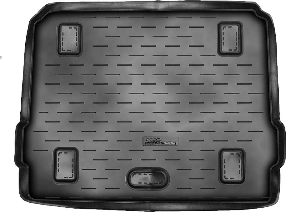 Ковер автомобильный AVS для Lada XRAY 2016-, в багажникA78764S1. Спроектированы с помощью 3D моделирования.Ковры для багажника: конфигурация позволяет максимально использовать объем багажника 2. Высокий борт Высота: 32 см. 3. Отсутствие резкого запаха, благодаря использованию высококачественного сырья4. Материал: ТЕРМОЭЛАСТОПЛАСТ(ТЭП)-благодаря высокому содержанию каучука (до 55 %): Более износоустойчивые по сравнению с резиновыми и полиуретановыми коврами других производителейПри температуре меньше -25 не «дубеют». Легко моются, обладают повышенной износостойкостью 5. Оригинальный рисунок «ПРОТЕКТОР» (антискользящее исполнение лицевой поверхности)Препятствует перемещению груза в багажнике во время движения автомобиля 6. Легкий вес - в 2 раза легче резиновых