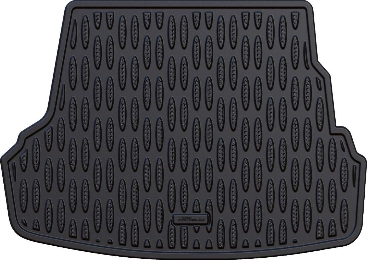 Купить Ковер автомобильный AVS для Hyundai Solaris SD 2010-17, комплектация Base, Standard, в багажник