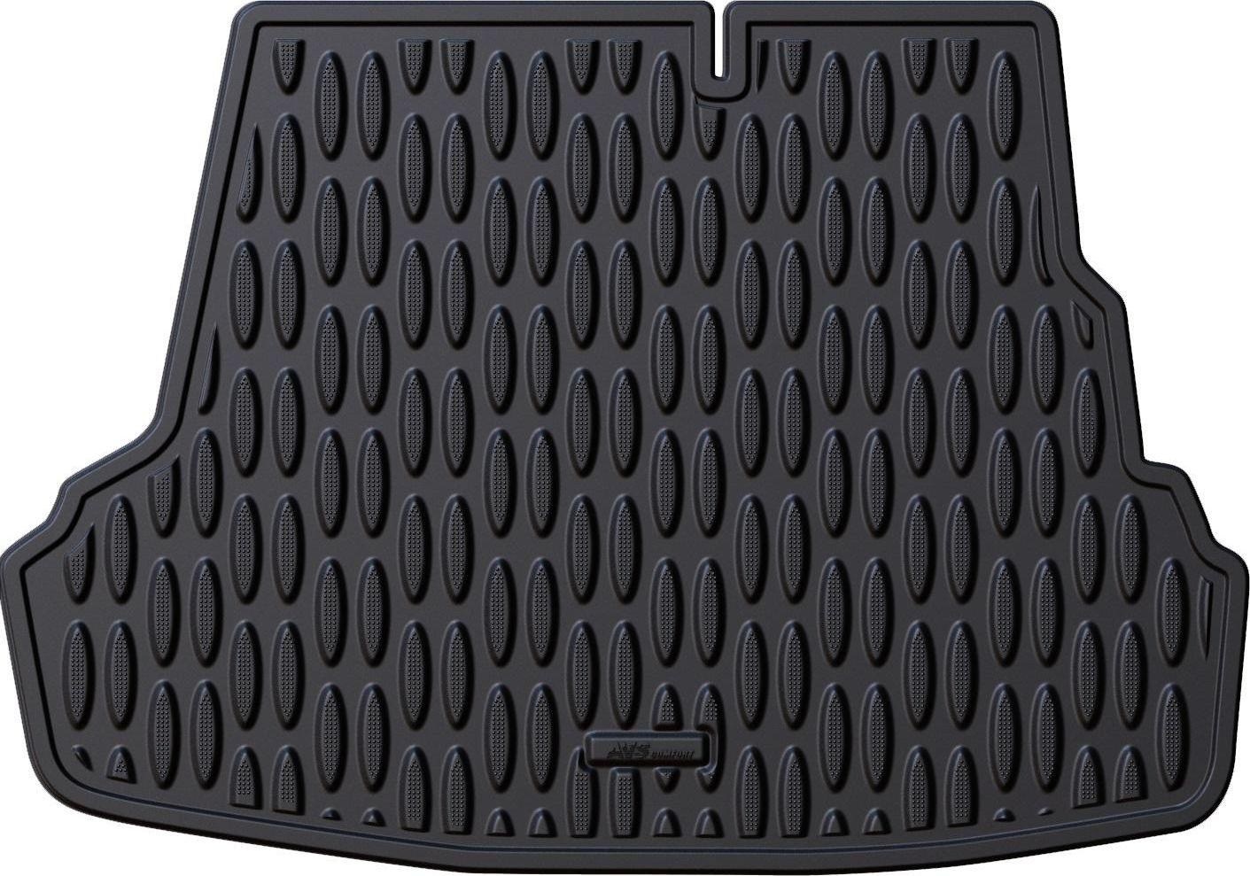 Ковер автомобильный AVS для Hyundai Solaris SD 2010-17, комплектация Optima, Comfort, в багажникA78769S1. Спроектированы с помощью 3D моделирования. Ковры для багажника : конфигурация позволяет максимально использовать объем багажника 2. Высокий борт Высота : 32 см. 3. Отсутствие резкого запаха , благодаря использованию высококачественного сырья4. Материал :ТЕРМОЭЛАСТОПЛАСТ(ТЭП)-благодаря высокому содержанию каучука (до 55 %): Более износоустойчивые по сравнению с резиновыми и полиуретановыми коврами других производителейПри температуре меньше -25 не «дубеют» . Легко моются, обладают повышенной износостойкостью 5. Оригинальный рисунок «ПРОТЕКТОР» (антискользящее исполнение лицевой поверхности) Препятствует перемещению груза в багажнике во время движения автомобиля 6. Легкий вес – в 2 раза легче резиновых