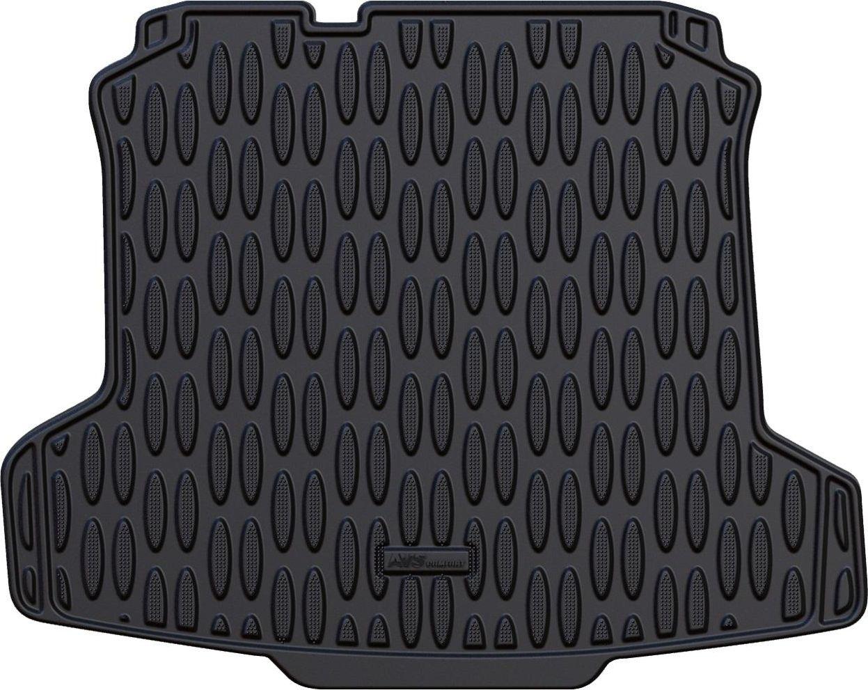 Ковер автомобильный AVS для VW Polo SD 2010-, в багажникA78780S1. Спроектированы с помощью 3D моделирования. Ковры для багажника : конфигурация позволяет максимально использовать объем багажника 2. Высокий борт Высота : 32 см. 3. Отсутствие резкого запаха , благодаря использованию высококачественного сырья4. Материал :ТЕРМОЭЛАСТОПЛАСТ(ТЭП)-благодаря высокому содержанию каучука (до 55 %): Более износоустойчивые по сравнению с резиновыми и полиуретановыми коврами других производителейПри температуре меньше -25 не «дубеют» . Легко моются, обладают повышенной износостойкостью 5. Оригинальный рисунок «ПРОТЕКТОР» (антискользящее исполнение лицевой поверхности) Препятствует перемещению груза в багажнике во время движения автомобиля 6. Легкий вес – в 2 раза легче резиновых