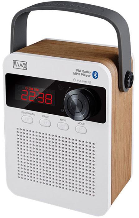 MAX MR-360 портативный радиоприемник 1 0 lcd bluetooth car mp3 player fm transmitter with sd usb 3 5mm jack