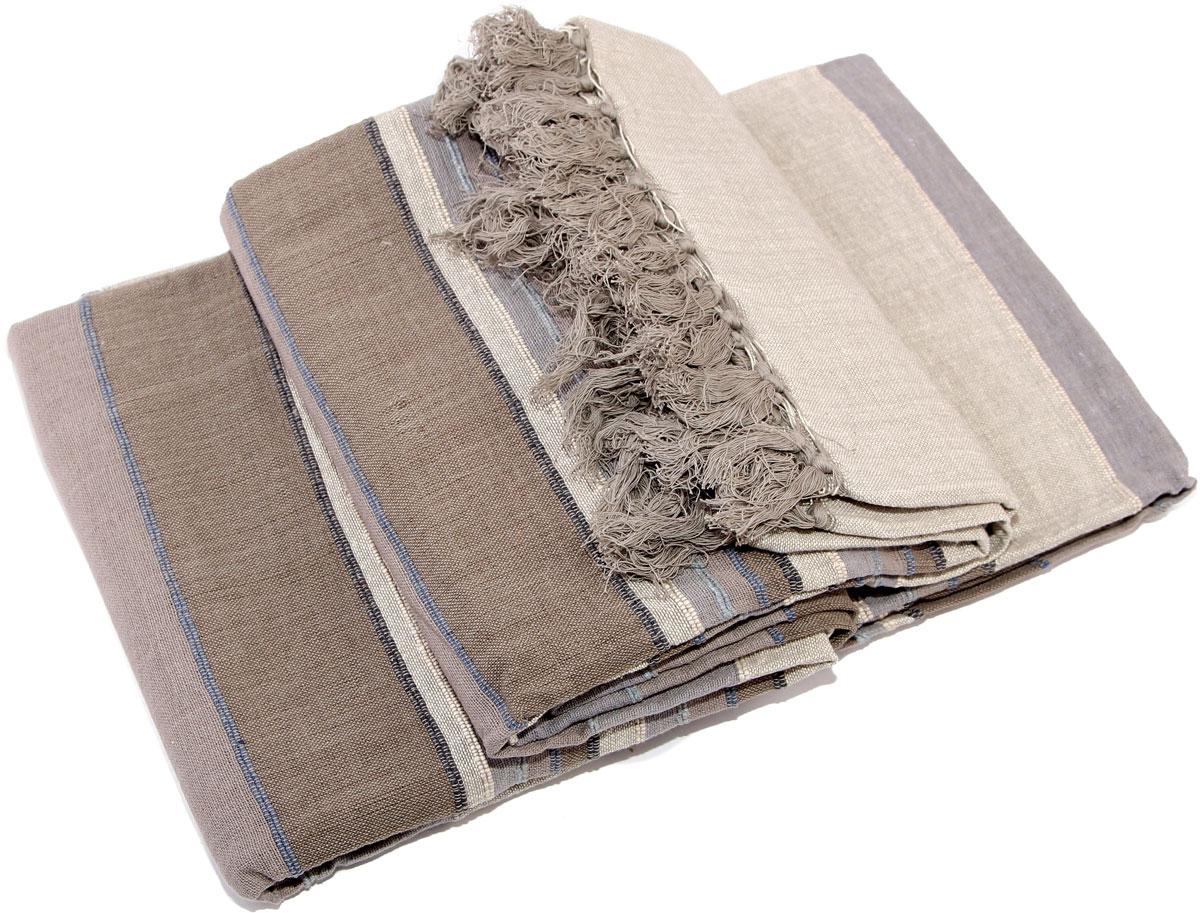 Покрывало Arloni, самотканое, 150 x 225 см. ТкП-101/13/1ARLТкП-101/13/1ARLПокрывало Arloni изготовлено из экологически чистого материала - 100% хлопка,поэтому подходит как для взрослых, так и для детей. Изделие, декорированноепринтом в полоску, прекрасно оформит интерьер гостиной или спальни. Оно будет хорошосмотреться и на диване, и на большой кровати. Покрывало Arloni не только подарит тепло,но и гармонично впишется винтерьер вашего дома.