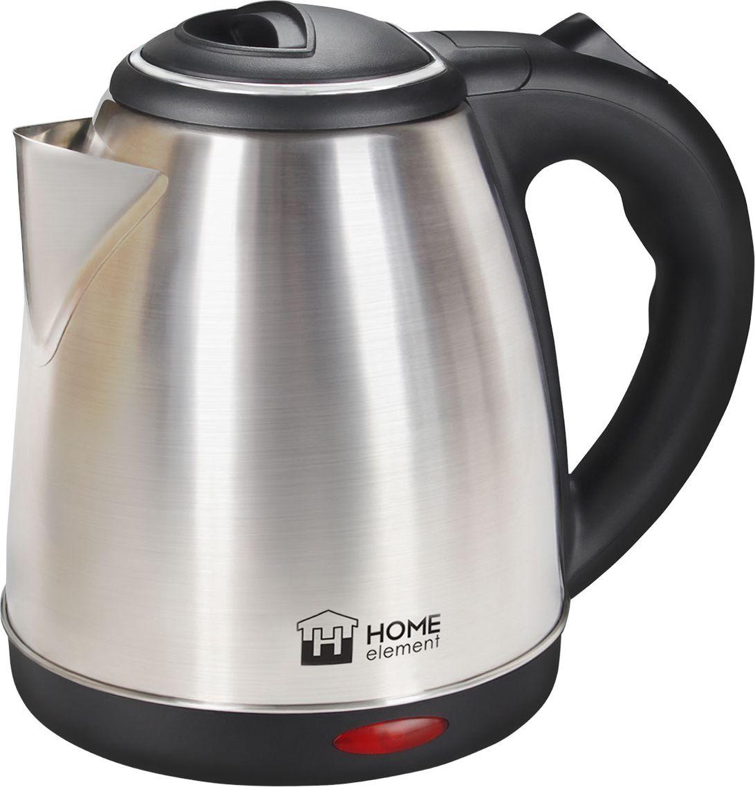 Home Element HE-KT179, Black чайник электрический