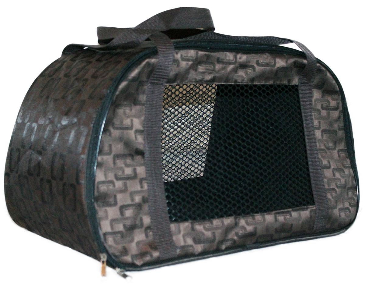Сумка-переноска для животных Теремок, 56 х 28 х 30 смСПО-5Удобная и практичная сумка-переноска для собак и кошек. Практичная плотная ткань хорошо стирается. Твердое основание сумки не позволит животному провисать. В дверцу переноски вставлена сетка, чтобы животное могло дышать. Сумка для переноски небольших животных. Сеточка для вентиляции, умеренно длинные ручки для комфортного размещения на плече, небольшой открытый карман для мелочевки. Раскладывается для удобного хранения в плоском виде. Усиленное дно, прокладка вынимается.Прикольные переноски, которые наверняка понравятся питомцу. Статья OZON Гид