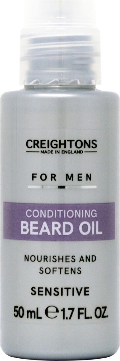 Creightons Масло для бороды, 50 млCN7598Содержит питательную смесь абрикоса, авокадо и жожоба. Делает бороду мягкой и легкой в укладке. ПОДХОДИТ ДЛЯ ЧУВСТВИТЕЛЬНОЙ КОЖИ. Протестировано дерматологами