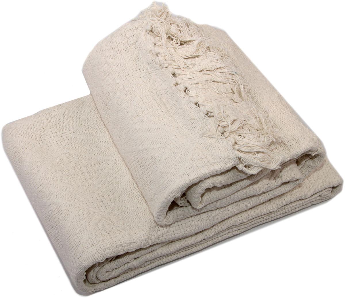 Покрывало Arloni, самотканое, 225 x 270 см. ТкП-124/5ARLТкП-124/5ARLПокрывало Arloni изготовлено из экологически чистого материала - 100% хлопка,поэтому подходит как для взрослых, так и для детей. Изделие прекрасно оформит интерьергостиной или спальни. Оно будет хорошо смотреться и на диване, и на большой кровати.Покрывало Arloni не только подарит тепло, но и гармонично впишется винтерьер вашего дома.