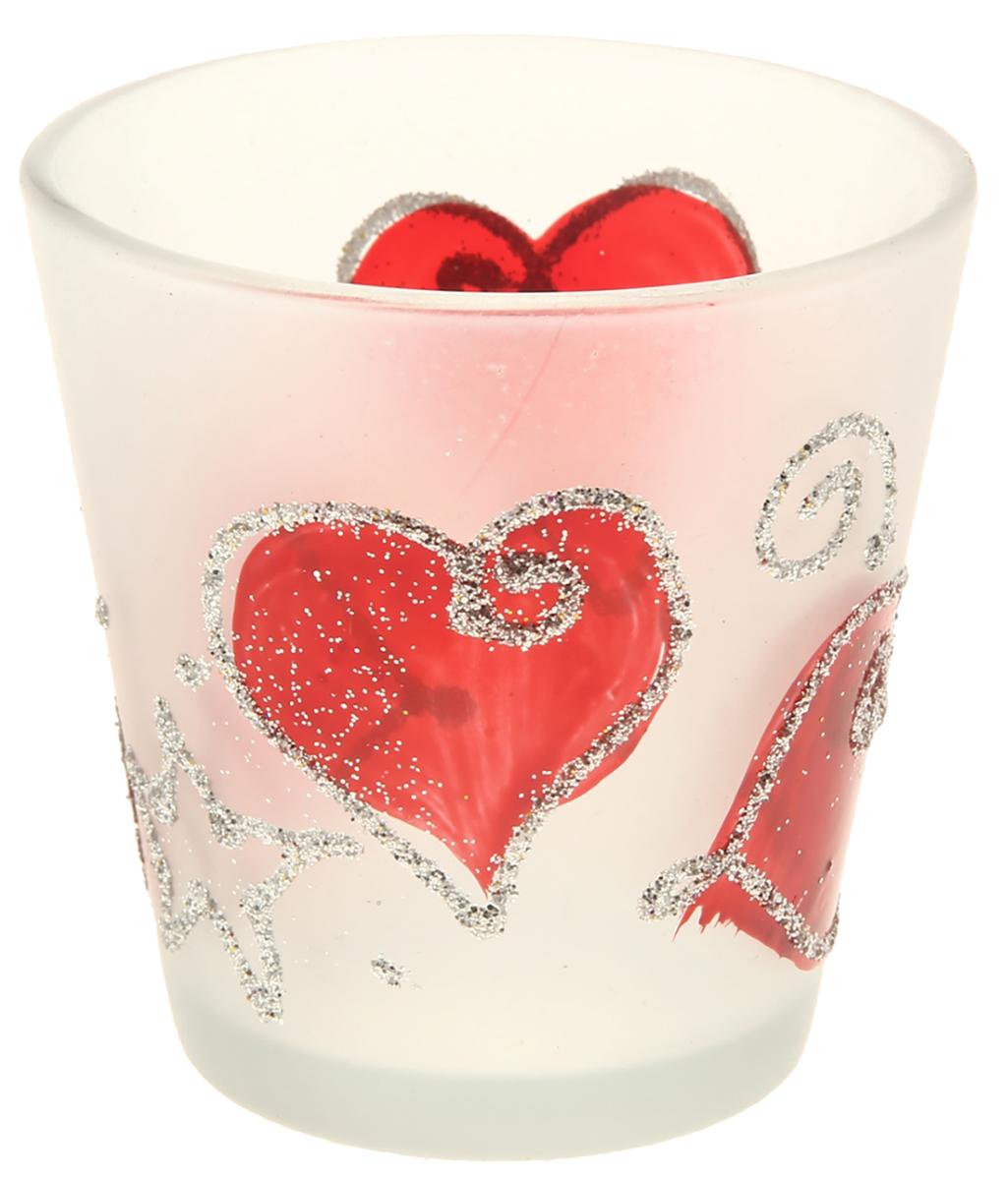 Подсвечник Пылающее сердце, цвет: белый, красный, 4,5 х 6,5 х 6,6 см845448Психологи рекомендуют, для того чтобы расслабиться после тяжелой трудовой недели вамдостаточно зажечь свечи в доме, такой антураж придаст торжественную, праздную и в тожевремя уютную обстановку. Горящая свеча в красивом подсвечнике - это устоявшийся дуэт,прошедший тысячелетия и сегодня такой модный тренд как всегда на пике популярности. Подсвечник Пылающее сердце изысканный, загадочный и романтичный спутник свечи. Помните, горящая свеча в красивомподсвечнике вызывает только положительные эмоции и способствует вашему психо- эмоциональному комфорту.