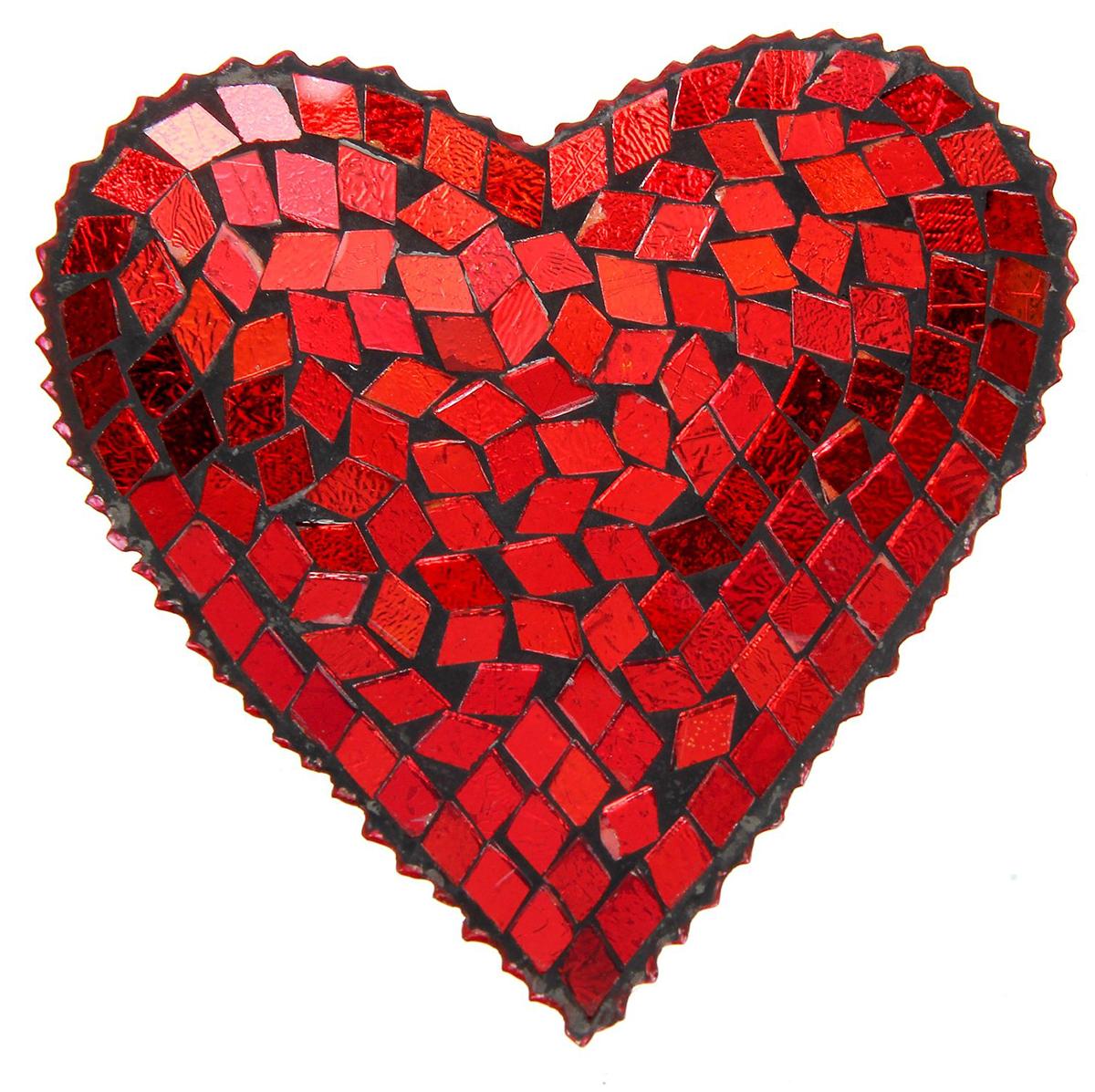 Подсвечник Сердце, цвет: красный, 12 х 12 х 1,5 см1438640Подсвечник в форме сердца — хорошее приобретение для тех, кто хочет сделать свой вечер особенным! Стильный декор создаст романтическую атмосферу в доме и подойдет как для праздников, так и для тихих встреч со своей половинкой. Дополните его свечкой, и все вокруг замерцает миллионами бликов, принося вам хорошее настроение и эстетическое удовольствие.Порадуйте себя и своих близких!