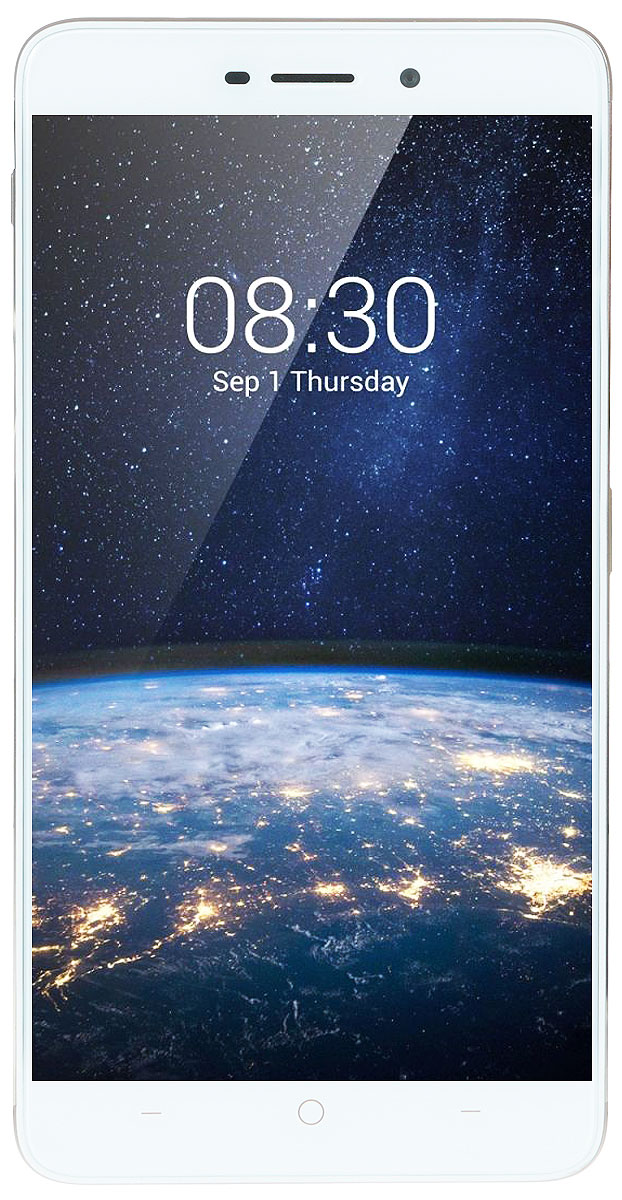 Neffos X1, Sunny Golden смартфон neffos x1 серый 5