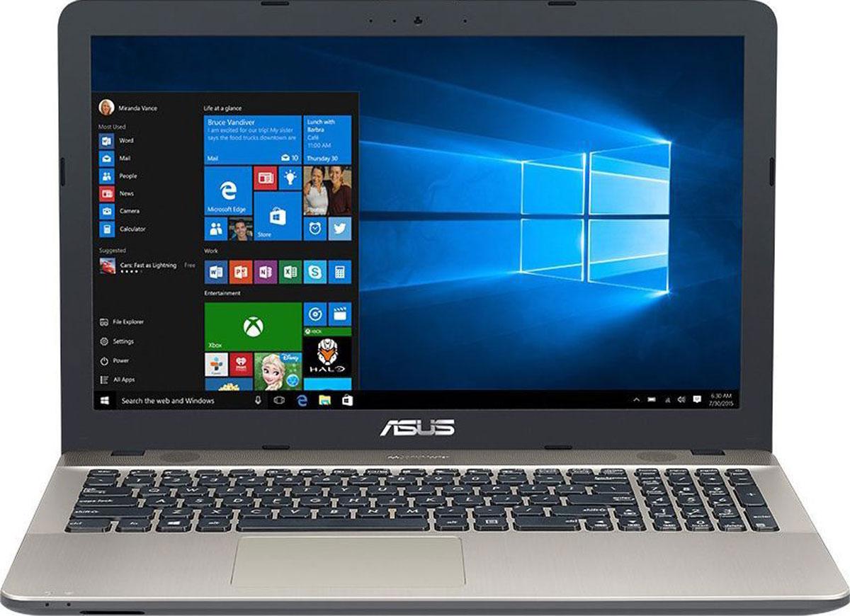 ASUS X541UV, Black (90NB0GC1-M020450)90NB0GC1-M020450ASUS X541UV (XMAS Edition) Intel i5-7200U/4/500GB/DVD/15.6 FHD/NV 920 2GB/Wi-Fi/Windows 10