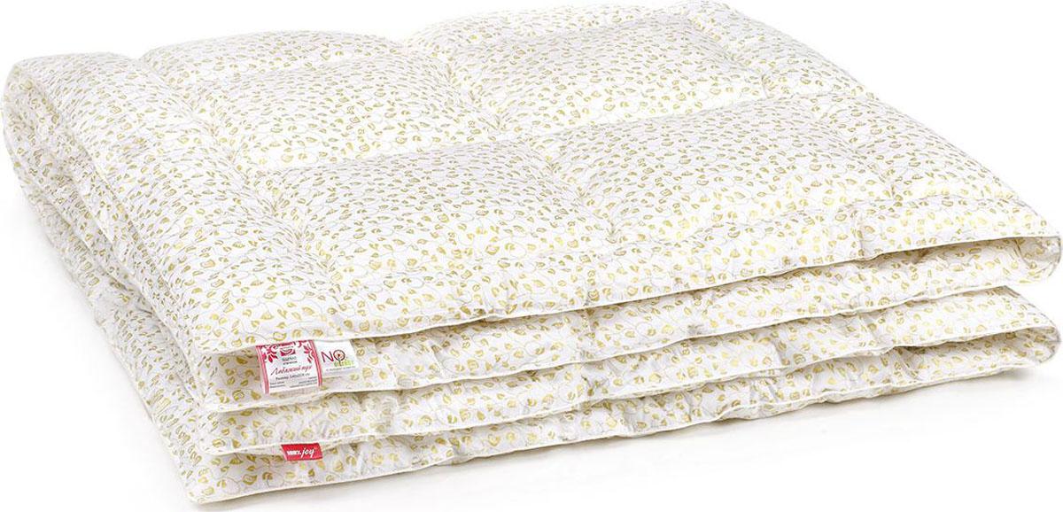 Belashoff Одеяло Лебяжий пух цвет белый 200 x 220 см -  Одеяла