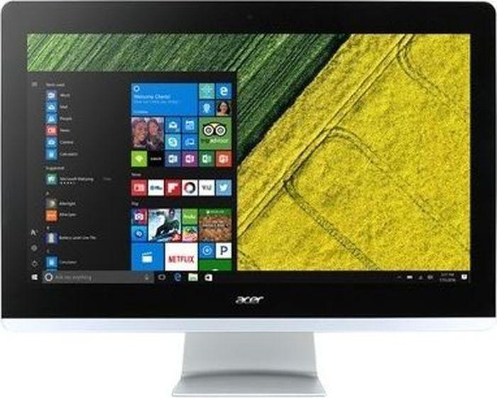 Acer Aspire Z22-780, Black моноблок (DQ.B82ER.008)DQ.B82ER.008Моноблок Acer Aspire Z22-780 (DQ.B82ER.008) 21.5 Full HD i3 7100T/4Gb/1Tb 5.4k/HDG630/DVDRW/CR/W10/kb/m/черный 1920x1080