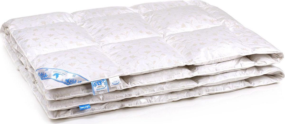 Belashoff Одеяло Комфорт цвет белый 200 x 220 см