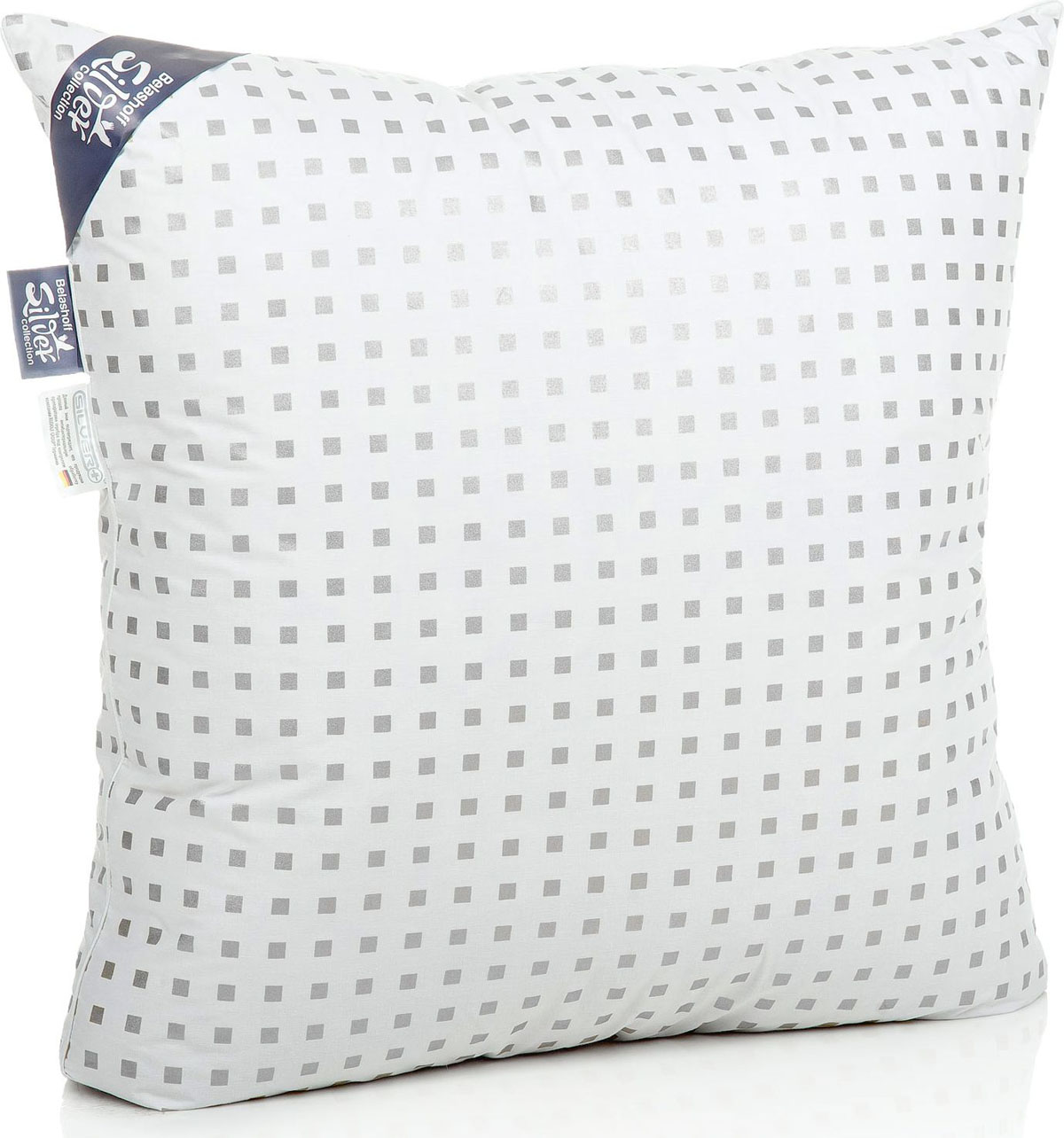 Belashoff Silver Подушка 750 цвет белый 68 x 68 см матрасы подушки и одеяла