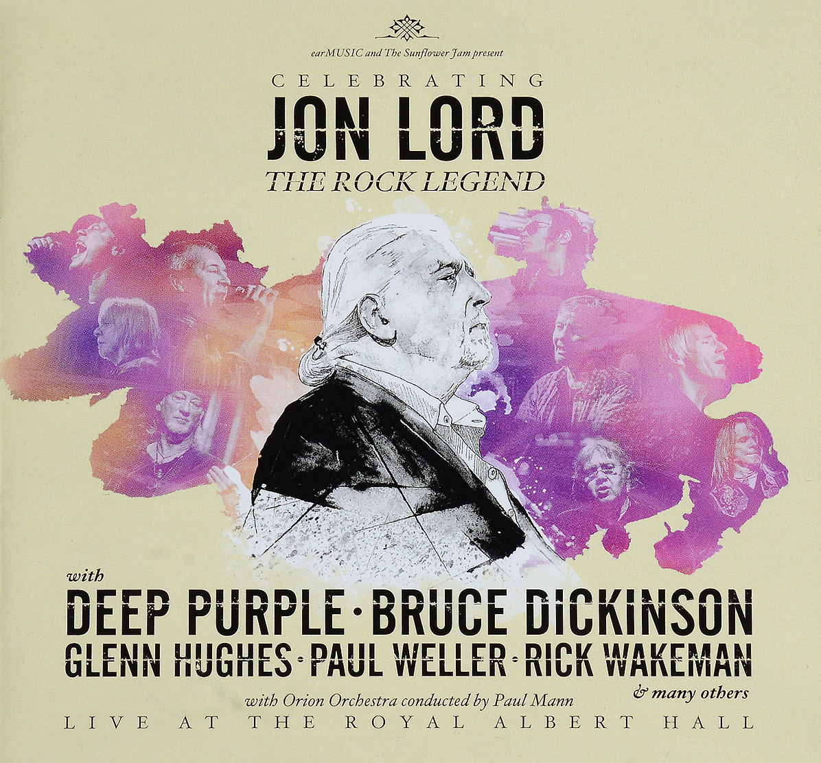The Orion Orchestra. Celebrating Jon Lord The Rock Legend (2 CD)