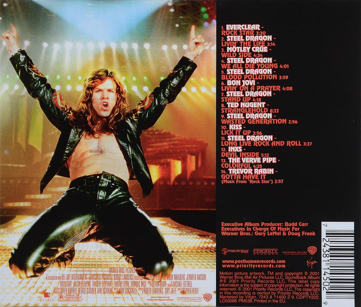 Original Soundtrack.  Rockstar . ...