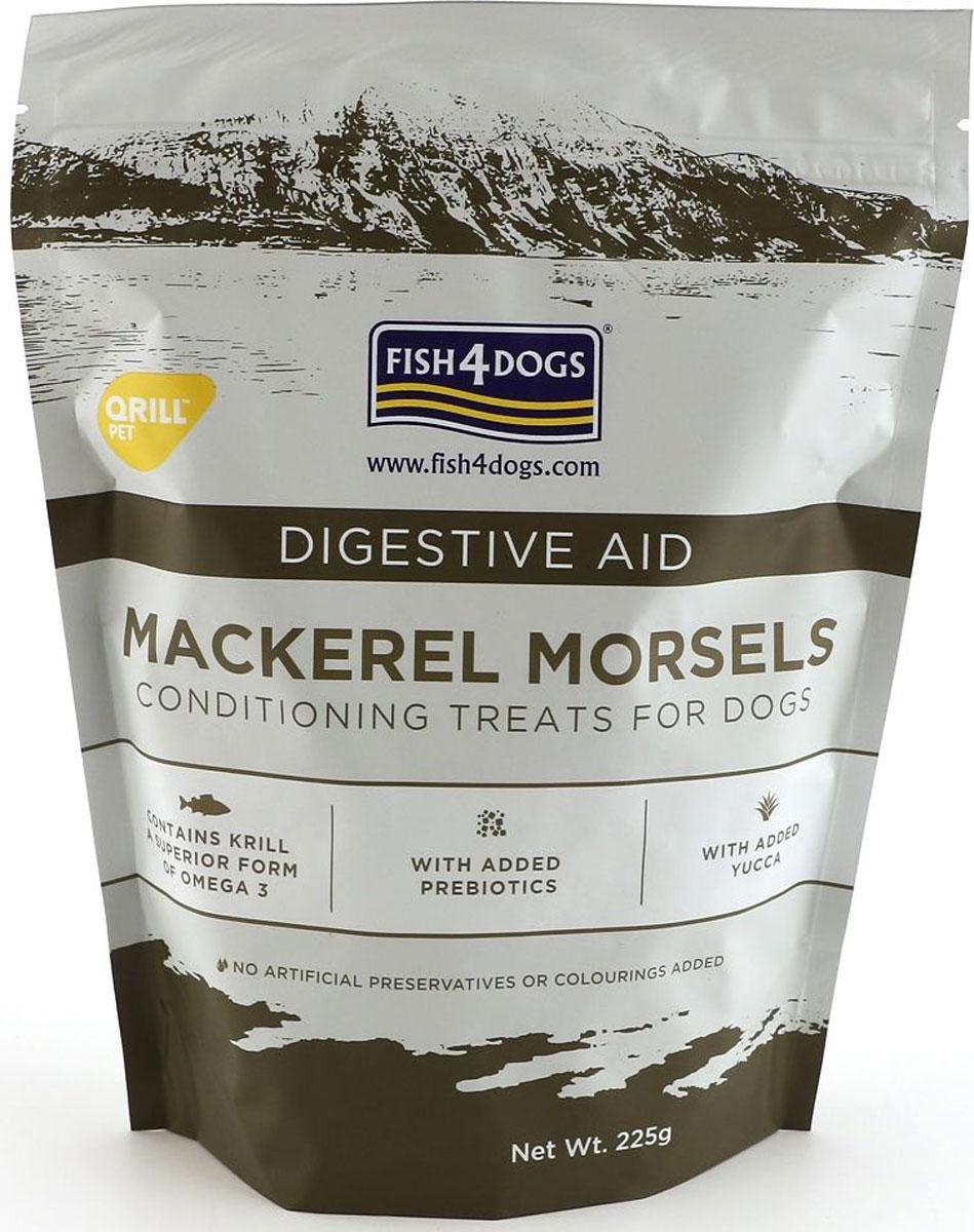 Лакомство для собак Mackerel Morsels Digestive Aid, с рыбой, 225 гDMM794Mackerel Morsels — Digestive — приготовленные из лосося и свежей скумбрии, эти лакомства имеют все вкусности, которые проницательные собаки ожидают от рыбы, плюс некоторые дополнительные ингредиенты для поддержания здоровья вашей собаки.Содержит Криль – превосходную форму Омега 3. Омега 3 из Криля растворяется в воде - это означает, что она легко смешивается с жидкостями желудка и дает улучшенное усвоение организмом. С юккой: Помогает уменьшить запах стула (простите, нет красивого способа сказать это) путем связывания аммиака и улучшения усваивания питательных веществ. Кусочки скумбрии не содержат никаких искусственных консервантов и красителей и являются идеальным полезным лакомством для собаки. Не содержит глютена, красителей и консервантов.
