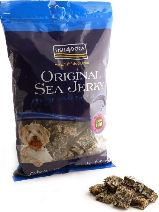 Лакомство для собак Sea Jerky Squares, с рыбой, 500 г luxberry squares