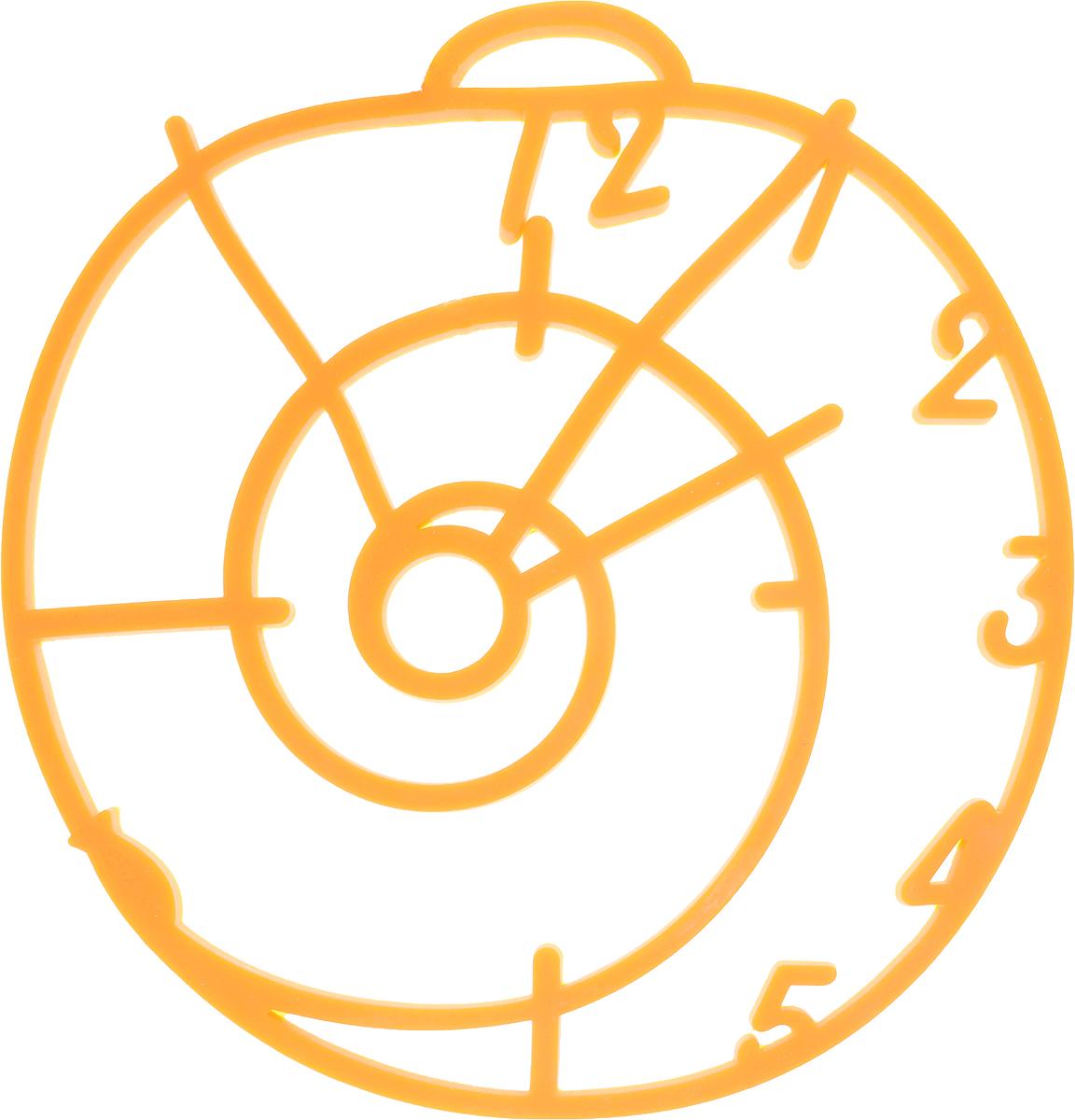Подставка под горячее Apollo Genio Five minutes, цвет: оранжевый, 17,6 х 19 х 0,5 смFVM-01_оранжевыйПодставка под горячее Apollo Genio Five minutes изготовлена из силикона, современного и комфортного материала, который приятен на ощупь и легко моется. Изделие предназначено для защиты кухонных поверхностей от высокой температуры. Подставка прекрасно подойдет для самых различных кастрюль, тарелок, сковородок и форм для выпечки. Преимущества подставки:- температурный диапазон использования: от - 40 °С до + 240 °С, - невозможно разбить,- не деформируется при хранении в свернутом виде,- долго сохраняет свой первоначальный вид,- не выделяет вредных веществ при нагревании или охлаждении,- не впитывает запахи, не скользит. Уход:- рекомендуется ручная мойка, - не использовать при мытье абразивные моющие средства, - не ставить изделие на открытый огонь или разогретую электрическую конфорку.Размеры: 17,6 х 19 х 0,5 см.