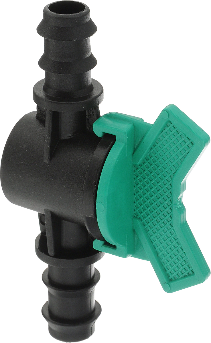 Кран проходной MasterProf, для капельной трубки, цвет: черный, красныйДС.060100_черный, красныйКран проходной MasterProf предназначен для капельной трубки (ПВХ) 16 мм.Характеристики: Тип: система полива. Материал: пластик. Размеры: 95 х 60 х 30 мм.