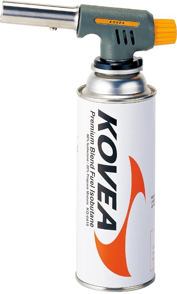 Резак газовый Kovea Auto TKT-960720-5-047Газовый резак Kovea Auto TKT-9607 с пьезоподжигом. Направленная газовая струя с температурой около 1300°, достаточной для плавления меди. Рассчитан для установки на высокий, цанговый газовый баллон KGF-0220. Вес: 129 г.Расход топлива: 80 г/ч.Свободное вращение: невозможно.Пьезоэлемент: есть.Multi Purpose Torch TKT-9607.