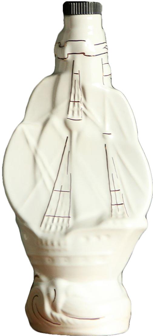 Штоф Керамика ручной работы Блюз, с пробкой, 500 мл. 27318312731831От качества посуды зависит не только вкус еды, но и здоровье человека. Товар, соответствующий российским стандартам качества. Любой хозяйке будет приятно держать его в руках. С нашей посудой и кухонной утварью приготовление еды и сервировка стола превратятся в настоящий праздник. Сувенир в полном смысле этого слова. И главная его задача - хранить воспоминание о месте, где вы побывали, или о том человеке, который подарил данный предмет. Преподнесите эту вещь своему другу, и она станет достойным украшением его дома.