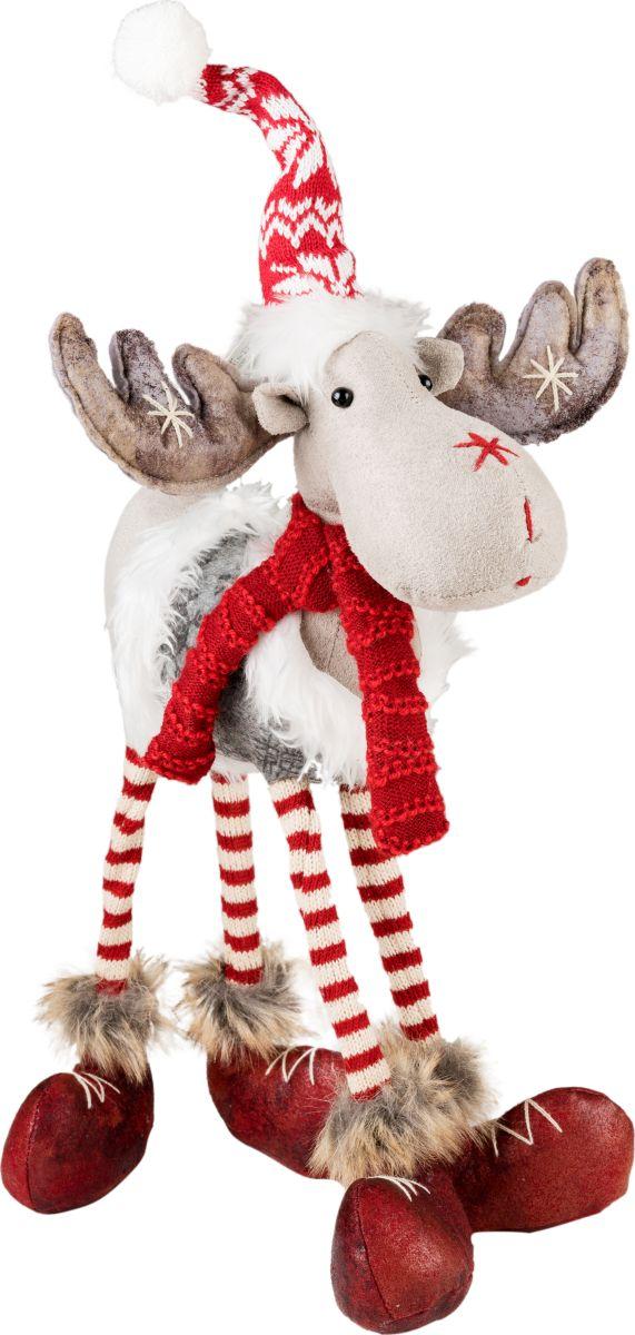 Фигурка праздничная Estro Лось новогодний футболка для беременных printio новогодний лось