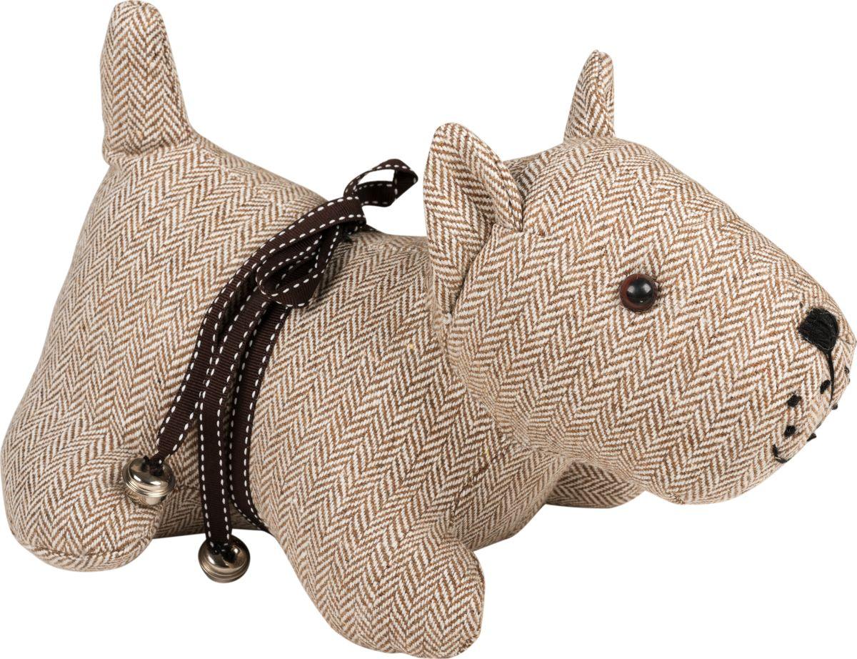 Фигурка-стоппер интерьерная Estro СобачкаТ09637АИнтерьерная игрушка ESTRO ручной работы - это тепло, подаренное мастером. Собачка интерьерная стоппер.