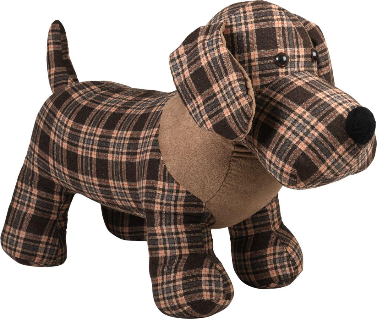 Пуф Estro Стильный песТ14460Интерьерная игрушка ESTRO ручной работы - Пуф Стильный Пес выдерживает нагрузку до 120 кг.