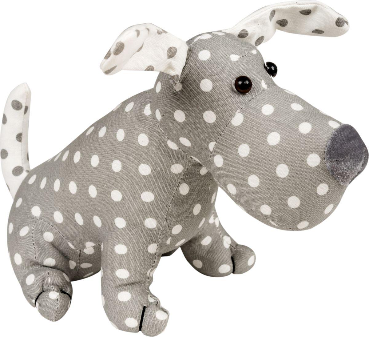 Фигурка-стоппер интерьерная Estro ПесикТ15047Интерьерная игрушка ESTRO ручной работы - это тепло, подаренное мастером. Песик интерьерный, стоппер