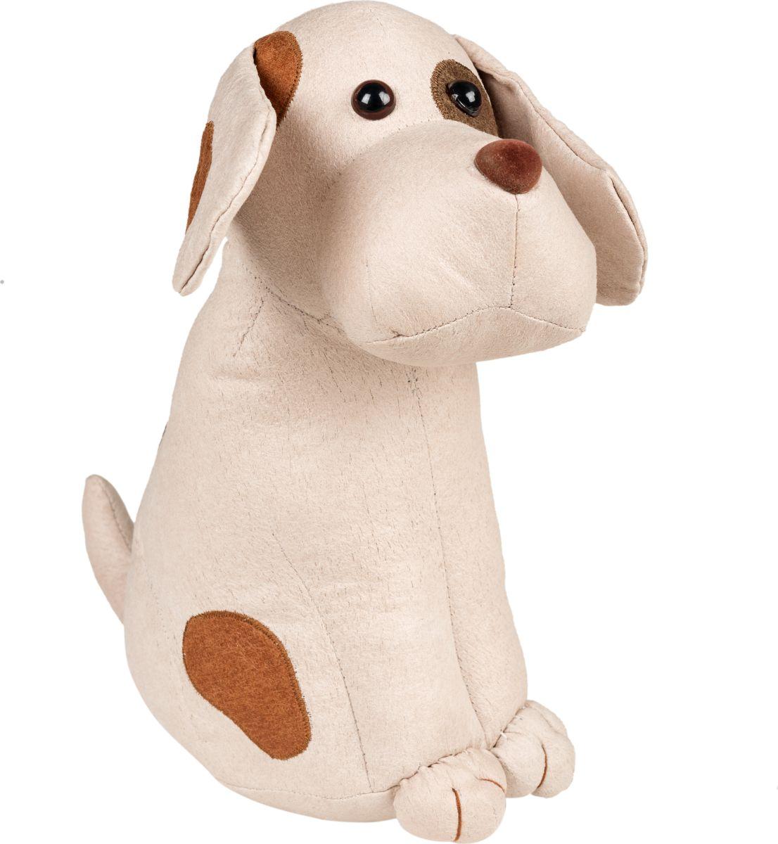 Фигурка-стоппер интерьерная Estro ЩенокТ15075Интерьерная игрушка ESTRO ручной работы - это тепло, подаренное мастером. Щенок интерьерный, стоппер