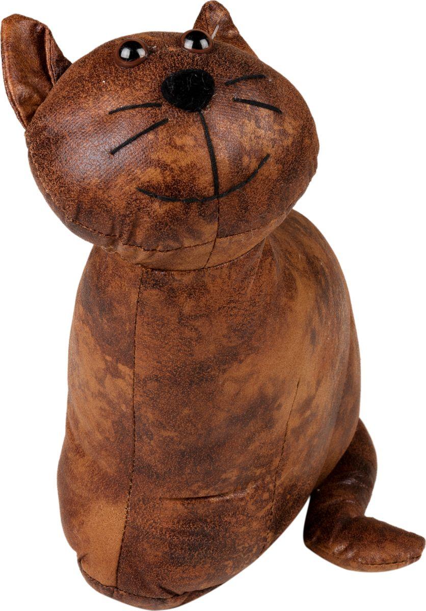 Фигурка-стоппер интерьерная Estro Кошка. Т15111ВТ15111ВИнтерьерная игрушка ESTRO ручной работы - это тепло, подаренное мастером. Кошка интерьерная стоппер.