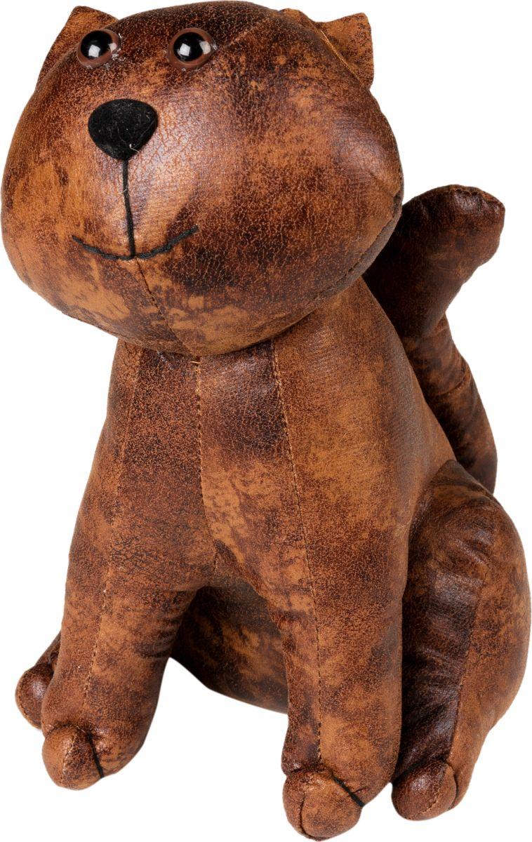 Фигурка-стоппер интерьерная Estro КошкаТ15202Интерьерная игрушка ESTRO ручной работы - это тепло, подаренное мастером. Кошка интерьерная стоппер.
