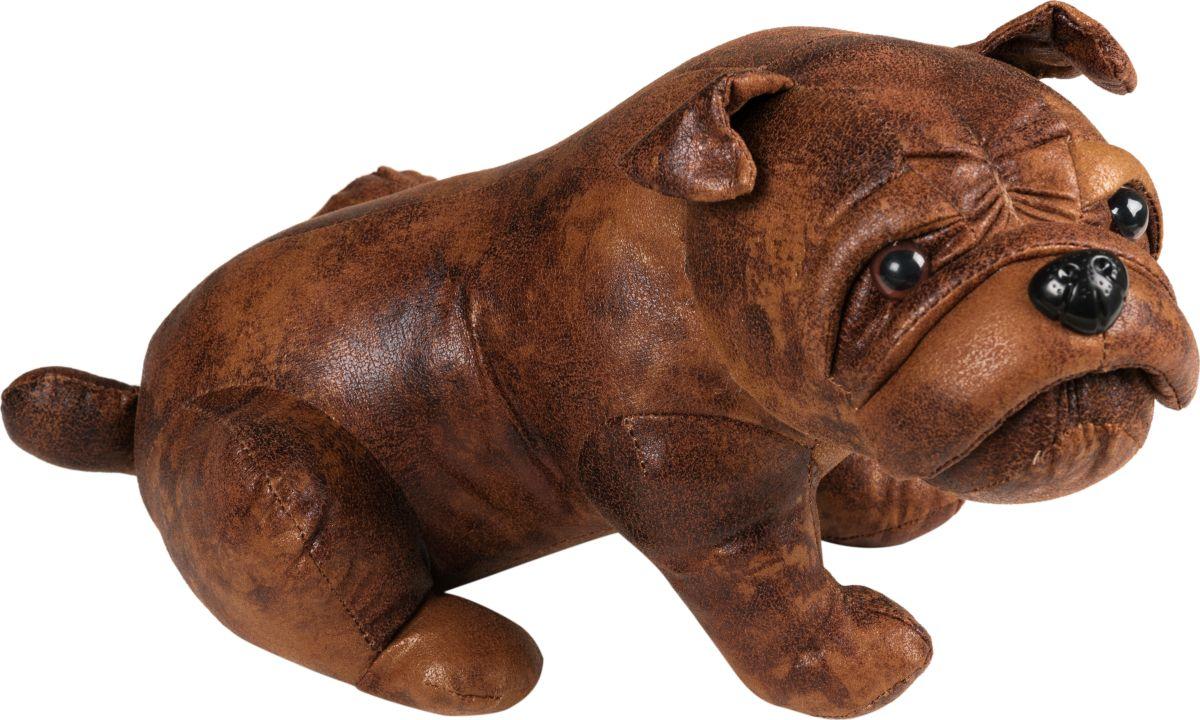 Фигурка-стоппер интерьерная Estro БульдогТ16086Интерьерная игрушка ESTRO ручной работы - это тепло, подаренное мастером. Бульдог интерьерный, стоппер