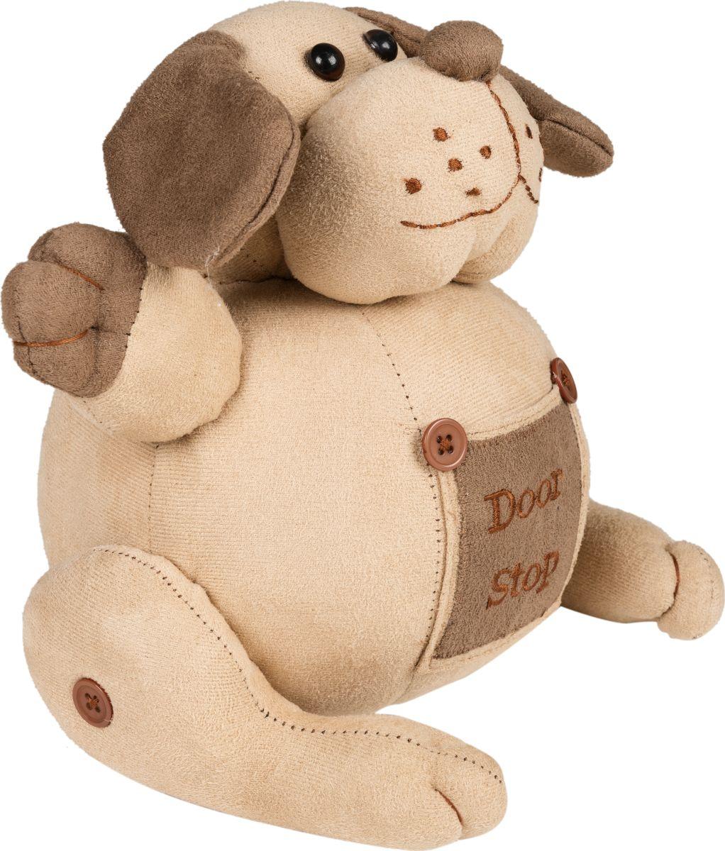 Фигурка-стоппер интерьерная Estro Песик. Т16338Т16338Интерьерная игрушка ESTRO ручной работы - это тепло, подаренное мастером. Песик интерьерный, стоппер