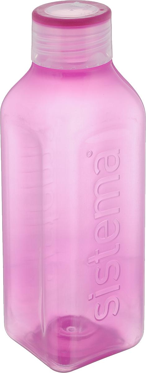 Бутылка для воды Sistema Hydrate, цвет: сиреневый, 725 мл. 880 ahava time to hydrate нежный крем для глаз 15 мл