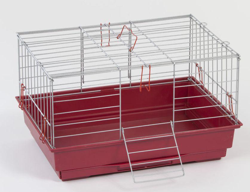 Клетка для грызунов Велес Lusy SV, 30 х 42 х 25 см клетка для грызунов велес lusy hamster 2 2 этажная цвет синий бирюзовый 35 х 26 х 26 см