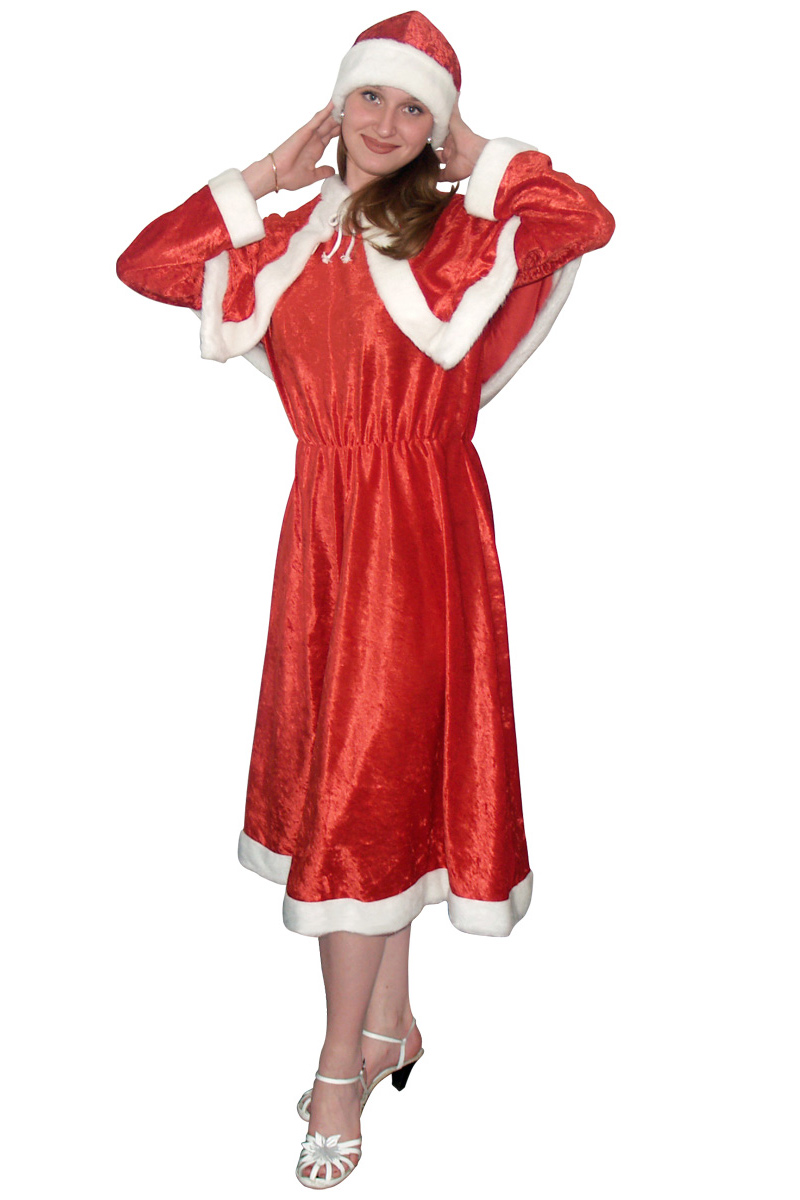 Костюм карнавальный Winter Wings Снегурочка. N02076 карнавальный костюм снегурочка 44 размер