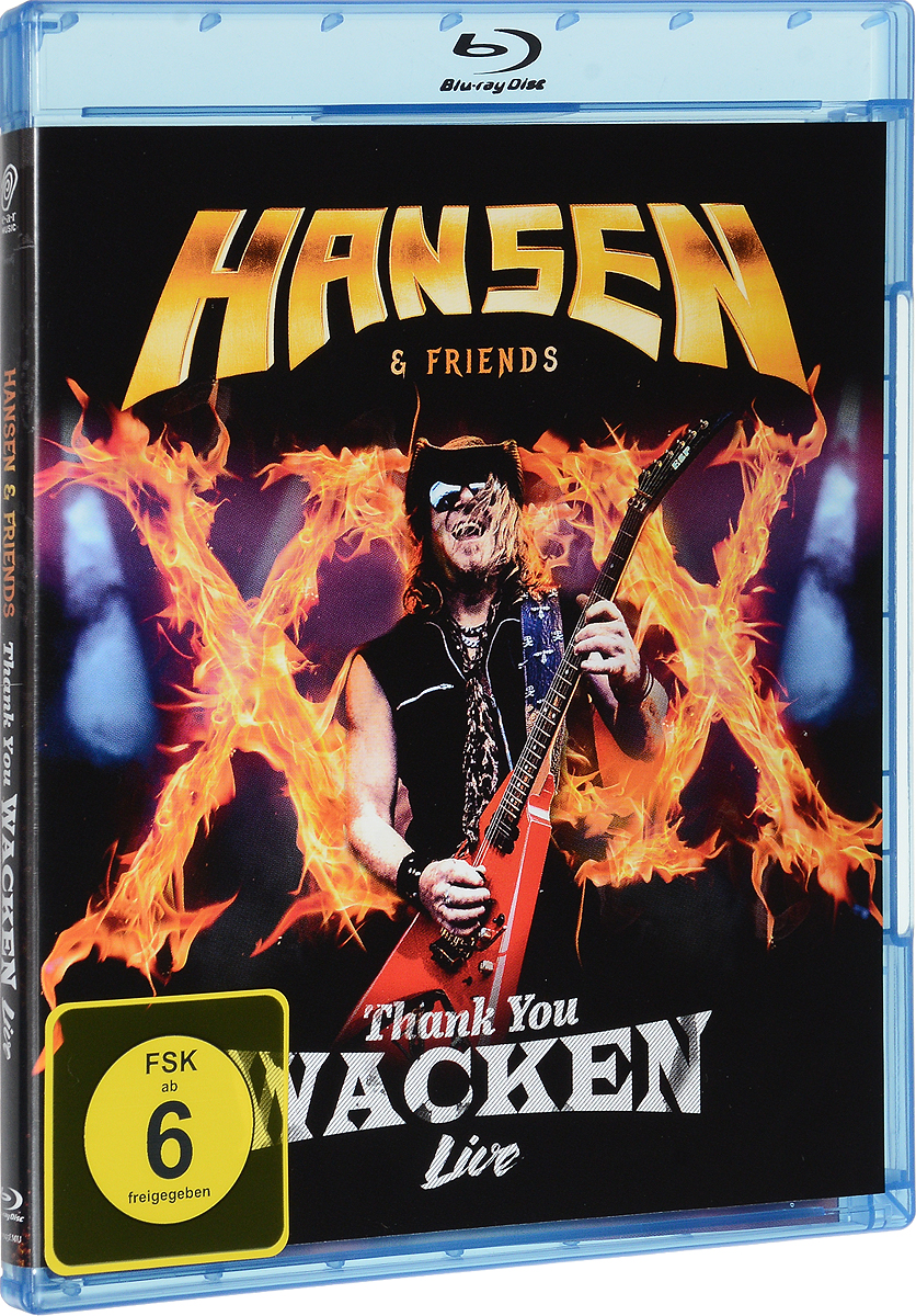 Kai Hansen: Thank You Wacken: Live (Blu-ray + CD) a song of ice and fire