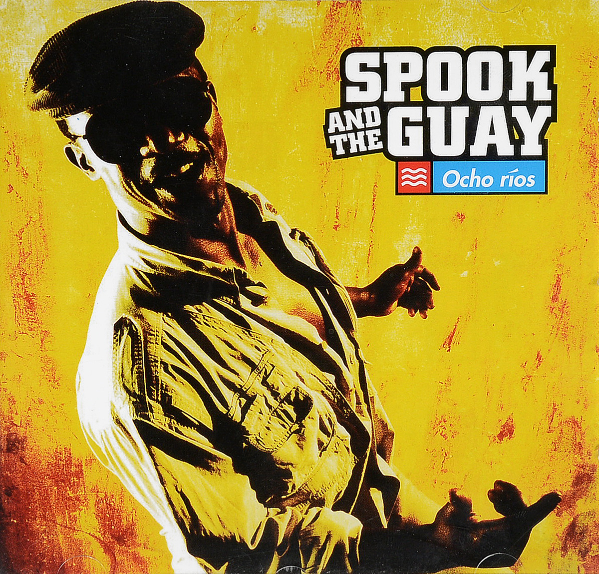 SPOOK AND THE GUAY. OCHO RIOS